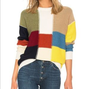 SEE BY CHLOE BRIGHT SWEATER